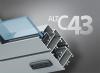 Система рамного остекления без терморазрыва ALT C43