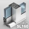 Система для подъемно-раздвижных конструкций ALT SL160